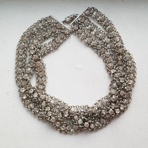 Marciano jewel necklace